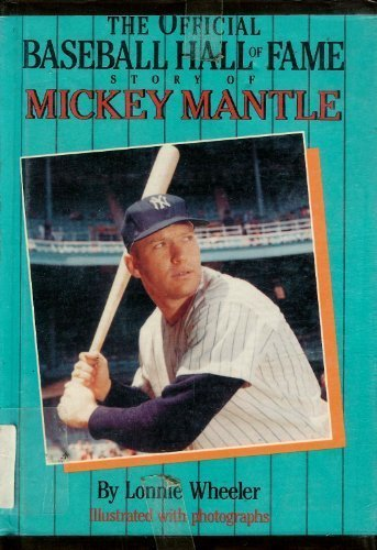 Baseball Hall of Fame: Biography Mickey Mantle by Professional inc (1990) Hardcover