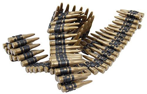 nengürtel Patronen Munitionsgürtel Munition Gurt Gürtel Patrone Munitions (Kugel Gürtel Kostüm)