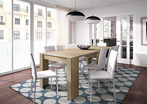 Mesa de comedor consola extensible hasta 235 cm