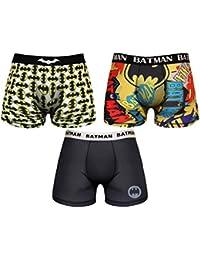 Batman Boxer Homme Marvel 95% Polyester 5% Elasthane