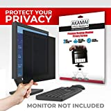 Akamai Office Products AP19.0 - Blickschutzfilter für Computermonitore mit 19 Zoll Bildschirmdiagonale - quadratisch