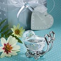Crystal Baby Carriage Wedding Favors, 12 by Fashioncraft preisvergleich bei billige-tabletten.eu