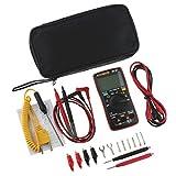 Gaddrt Aneng gamma auto multimetro digitale AC/DC tensione corrente voltmetro Ohmmetro portatile con display LCD retroilluminato Red
