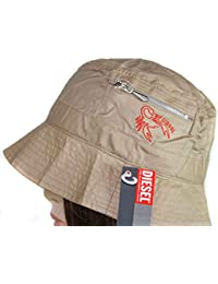 Diesel Sombrero De Pesca Sombrero De Verano Sombrero De Safari Cecim  Berretto  2 37a008e4d01
