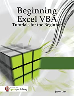 Beginning Excel VBA Programming (English Edition) von [Iducate Learning Technologies]