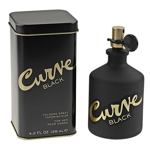 Curve Black for Men Cologne Spray 125 ml
