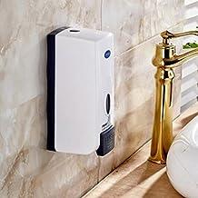 YYF Dispensadores de jabón Distribuidor de jabón de espuma manual Máquina de jabón de una sola cabeza para jabón Máquina de lavar botella líquida de mano 1000ml