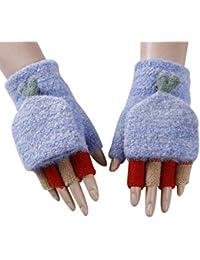 Damen-accessoires Finger Handschuhe Mädchen Warm Arm Schnee Muster Stricken Für Frauen Lange Geschenk Winter Bekleidung Zubehör