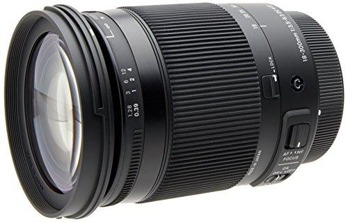 Sigma Objectif 18-300 mm F3.5-6.3 DC Macro OS HSM C014 F - Monture Canon