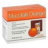 Mucofalk Orange Granulat Beutel, 20 St.
