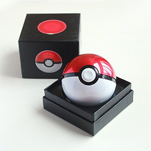 Powerbank 12000mah Pokeball Pokemon