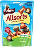 Bakers Allsorts 98g, Pack of 6