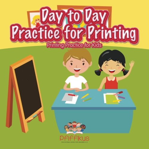 Day to Day Practice for Printing| Printing Practice for Kids