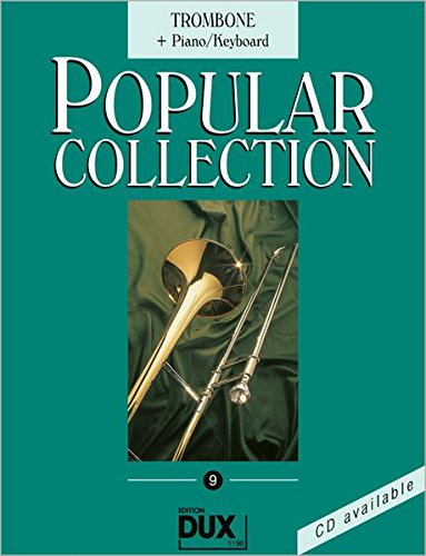 Popular Collection 9. Trombone + Piano / Keyboard