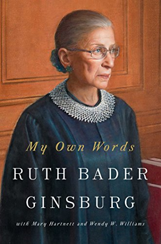 My Own Words por Ruth Bader Ginsburg