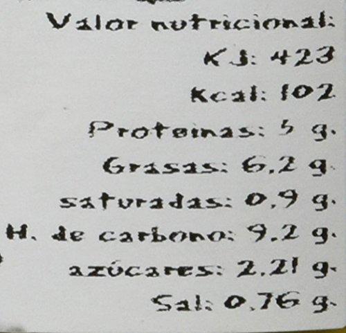 Conservas Cabezón Frasco de Habitas Mini Baby Fritas en Aceite de Oliva - 220 gr