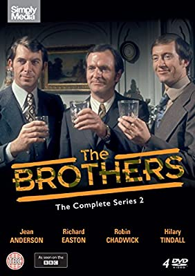 The Brothers - The Complete Series 2 [DVD] BBC