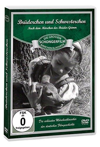 Brüderchen und Schwesterchen - Die großen Schongerfilm Märchen Klassiker