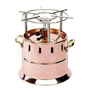 Pentole Agnelli Buffet Serving Flambeau, Colour-Copper, One Size