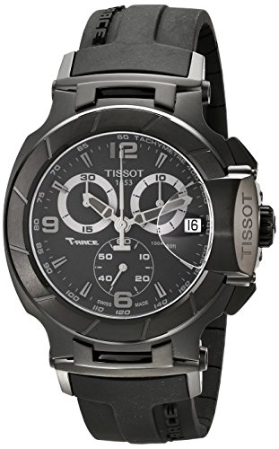 Tissot T0484173705700 Quartz Chronograph Gents Watch