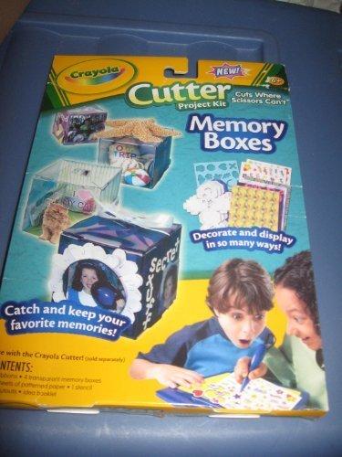 Crayola-cutter (Crayola Cutter, Cutter Project Kit