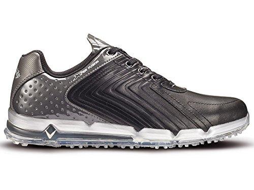 huge discount ef9ec 71ba9 adidas Adipower Boost 54 Zapatos de Golf Para Hombre, NegroBlancoPlata,  41.3. adidas. Callaway X-Series-Xfer Fusion Zapatillas de Golf, Hombre, ...