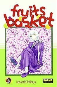 FRUITS BASKET 09 par Natsuki Takaya