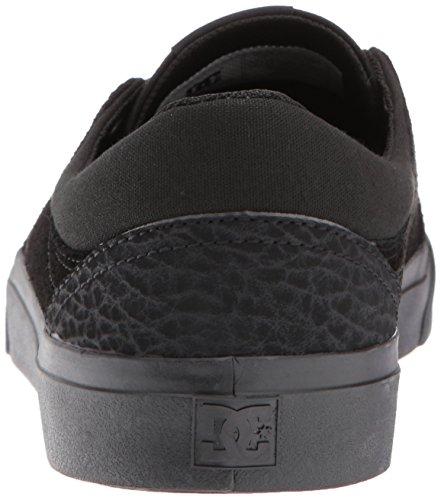 Dc Shoes Trase Sd, Baskets Noires Pour Homme