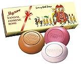 Mysore Sandal 3 In 1 Gift pack (450 g)