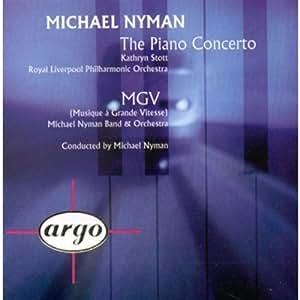 """The Piano Concerto"" & ""MGV (Musique à Grande Vitesse)"""