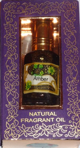 R-Expo Song of india natural oil amber