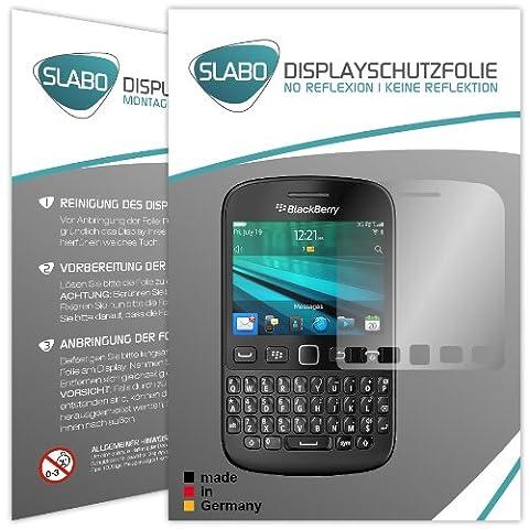 Coque Pour Blackberry 9720 - 2 x Slabo Film de protection d'écran