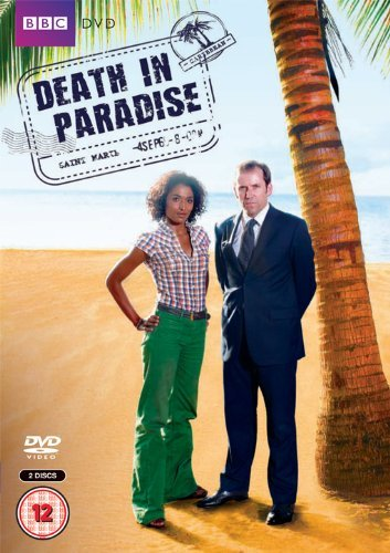 Death in Paradise - Series 1  DVD   2011