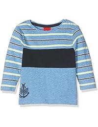 s.Oliver Baby-Jungen Langarmshirt T-Shirt Kurzarm