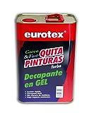 Decapante en gel ecologico fuerte Elimina fácilmente de 3 a 5 capas de pintura, barnices...