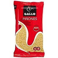 Gallo - Pastas Piñones, Paquete 250 g - [Pack de 12]