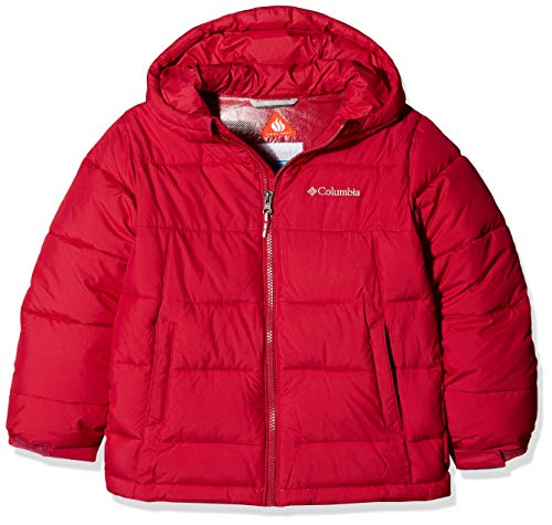 Columbia Boys Hooded Ski Jacket, Pike Lake