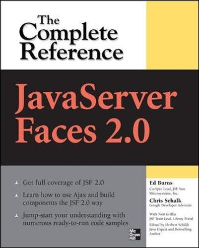JavaServer Faces 2.0, the complete reference (Informatica)