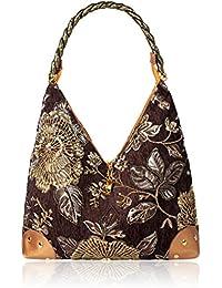 2018 Spring Flower Embroidery Bag Retro Style Bag Bead Embroidered Handbag  Single Shoulder Bag Female Bag 3ceb781a63537