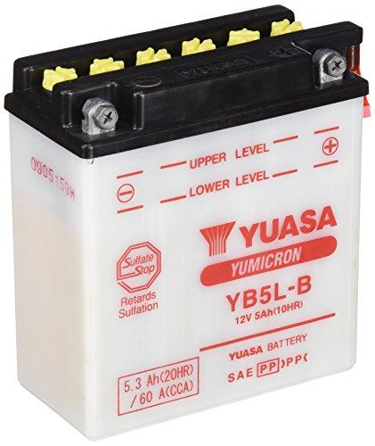 Yuasa Batterie YB5L-B