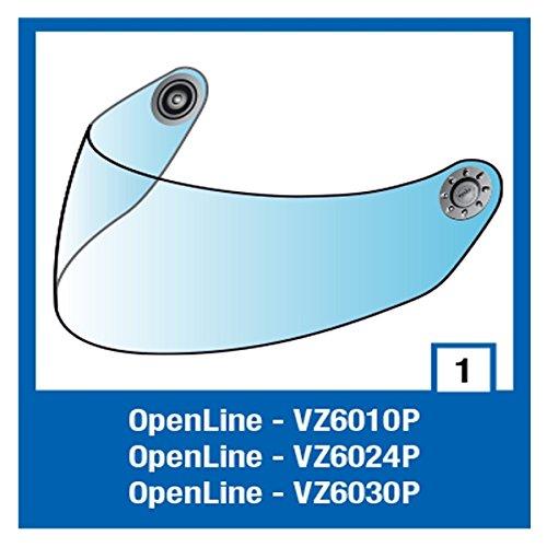 Ecrans pour casque moto Shark S900 /S800 / S700 / S650 / S600 et Openline