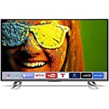 Sanyo 108 cm (43 Inches) Full HD IPS LED Smart TV XT-43S8100FS (Black)