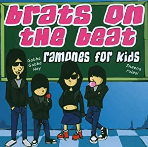 various -  Brats on the Beat: Ramones for kids
