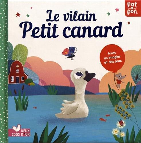 Le vilain petit canard: Avec un imagier et des jeux