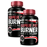 BioTech USA Super Fat Burner 2 paquets (2 x 120 capsules)