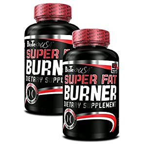 Biotech USA Super Burner 2×120 Tabletten