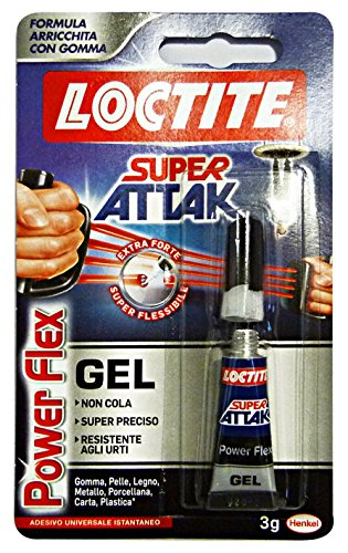 SUPER ATTAK 3GR.FLEX GEL POWER