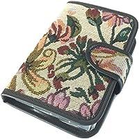 Preisvergleich für TabTime Tapisserie Pille/Tablet Wallet, 7 Tage Tablettenbox tragbar mit 28 Fächer und Schutzhülle