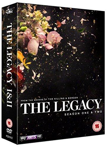The Legacy: Season 1 & 2 [DVD] [UK Import] (Dvd Arrow-staffel 2)