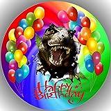 FONDANT Tortenaufleger Tortendeko Geburtstag Dinosaurier T34